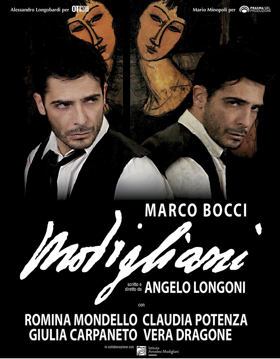 Modigliani Marco Bocci