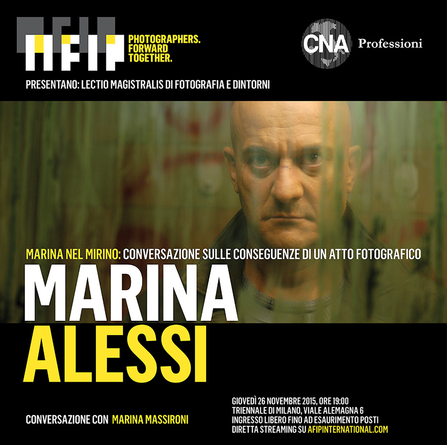 Marina Alessi: lectio magistralis Triennale Milano